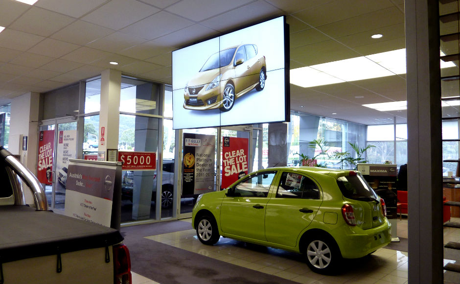 Ferntree Gully Digital Signage