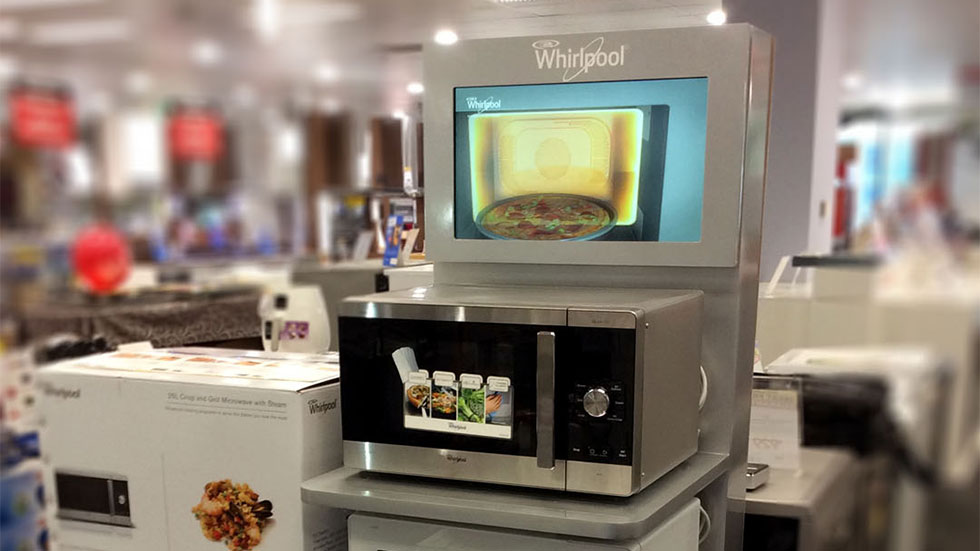 Whirlpool-Display