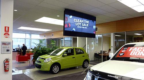 Automotive Signage