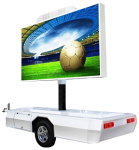 LED Trailer hire